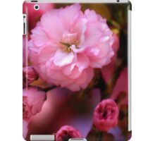 Lovely Spring Pink Cherry Blossoms iPad Case/Skin