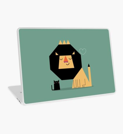 Love Lion Laptop Skin