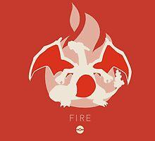Pokemon Type - Fire by spyrome876