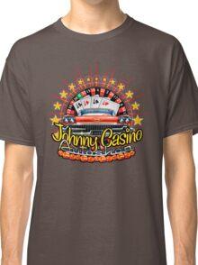 Johhny Casino Autoshop Classic T-Shirt