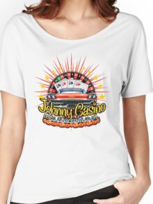 Johhny Casino Autoshop Women's Relaxed Fit T-Shirt