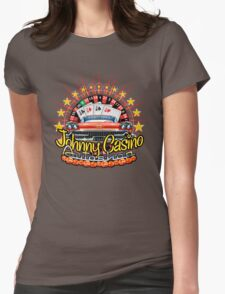 Johhny Casino Autoshop T-Shirt