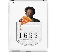 IGSS Senior 15 iPad Case/Skin