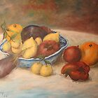 Fruits  by Birgit Schnapp
