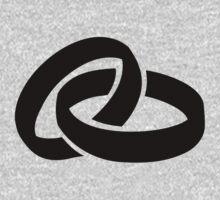 Wedding rings One Piece - Long Sleeve