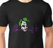 Black joker Unisex T-Shirt