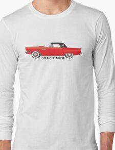 1957 T-Bird Long Sleeve T-Shirt