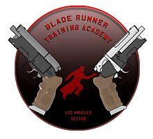 blade runner training school  by Jimmy O'Brien