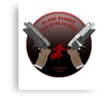blade runner training school  Canvas Print