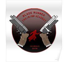 blade runner training school  Poster