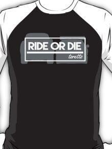 Quarter Mile  T-Shirt