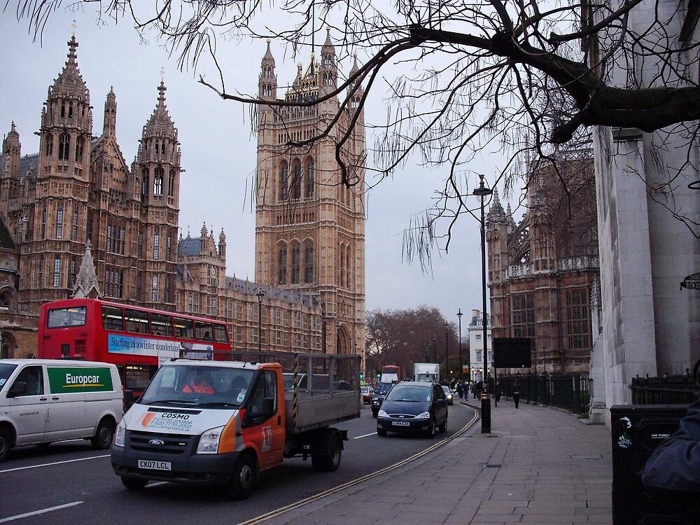 Parliament by JakeTheRake