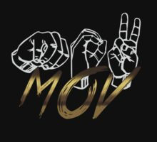Sign Language MOV Logo by GMGMOV