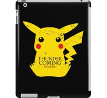House Pikachu iPad Case/Skin