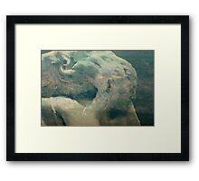 Greek Goddess - JUSTART © Framed Print