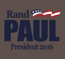 Rand Paul 2016 Kids Clothes