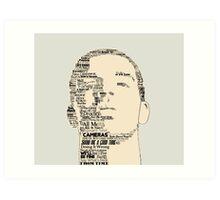 Drake Ultimate Setlist Art Print