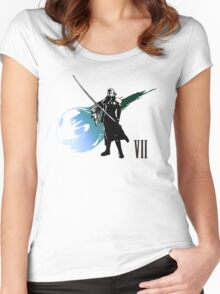 Sephiroth FF VII Legend Women's Fitted Scoop T-Shirt