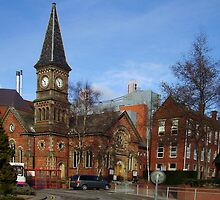 St. James Hospital, Leeds by tonymm6491