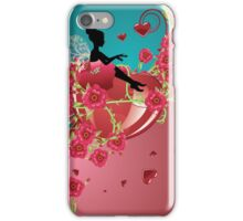 Hearts and Roses 3 iPhone Case/Skin