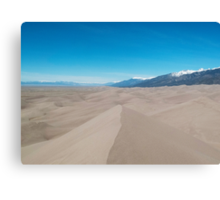 The Tallest Dune Canvas Print