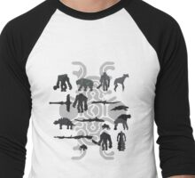 Sixteen Colossi Men's Baseball ¾ T-Shirt