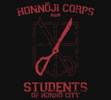 Honnoji Corps by CXPStees
