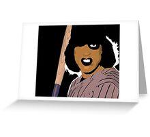 The Baseball Furies  Greeting Card