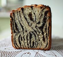 Homemade papaverous bread by mrivserg
