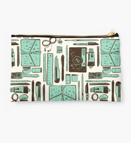 Artist's tools of trade Studio Pouch