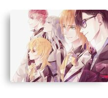 All the guys love you ~Nameless Canvas Print