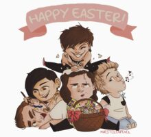 Happy OT5 Easter Kids Clothes