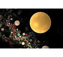 Colorful Fractal 5 Photographic Print