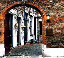 Brugge Beckons by Laura McNamara