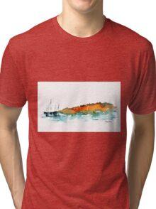 Offshore Tri-blend T-Shirt