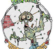 Zombie Target Practice by Skree