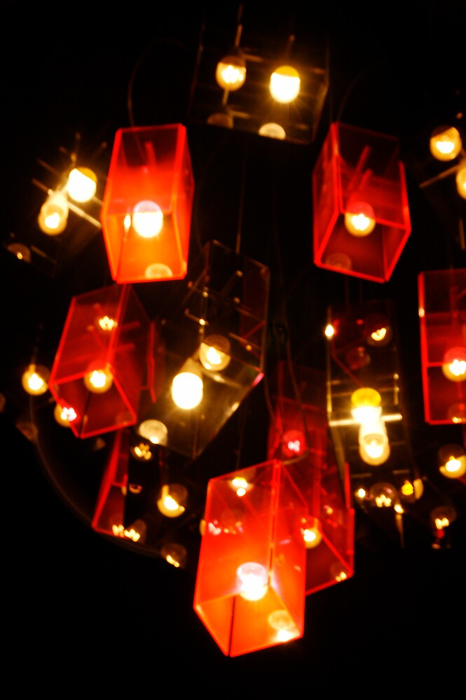 Light Cubes III by Laura McNamara