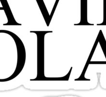 Réalisé par Xavier Dolan Sticker