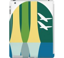 Lake Buena Vista Classic Logo iPad Case/Skin
