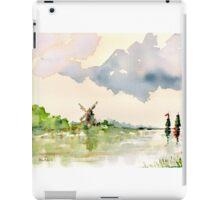 Passing Cloud iPad Case/Skin