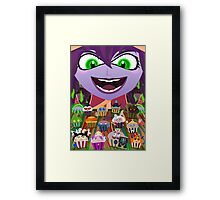 League of Legends Lulu Cupcakes Framed Print