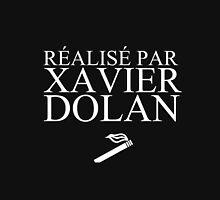 Réalisé par Xavier Dolan (blanc/white) Unisex T-Shirt