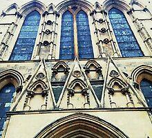 York Minster by gigii