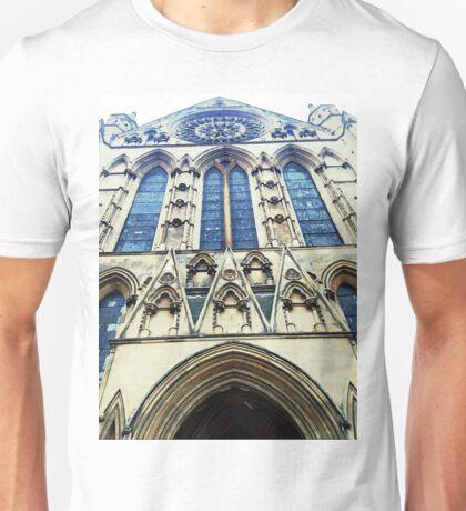 York Minster Unisex T-Shirt