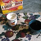 Coffee or Breakfast by Linda Miller Gesualdo