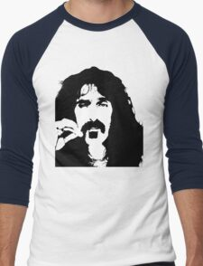 Frank Zappa T-Shirt Men's Baseball ¾ T-Shirt