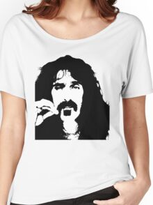 Frank Zappa T-Shirt Women's Relaxed Fit T-Shirt