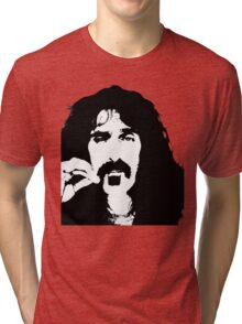 Frank Zappa T-Shirt Tri-blend T-Shirt