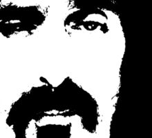 Frank Zappa T-Shirt Sticker