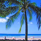 Beach View by Stephanie  Wiese